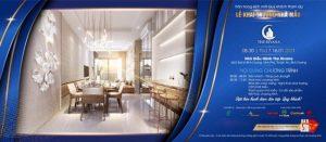 Dự án mẫu The khai trương chính thức Rivana ngày 16/01/2021